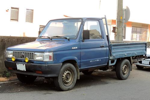 Toyota Zace Pickup 2