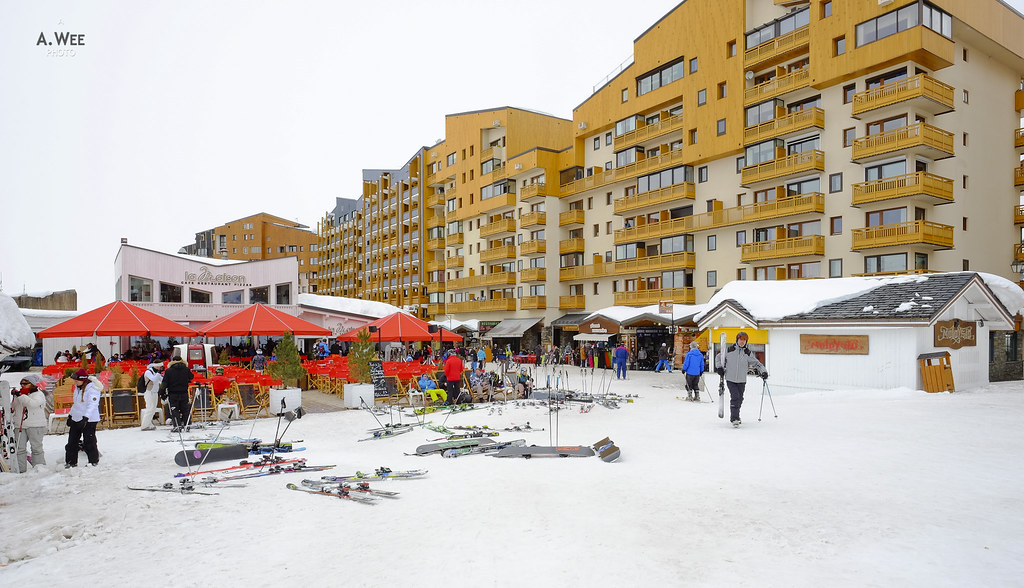 Val Thorens centre