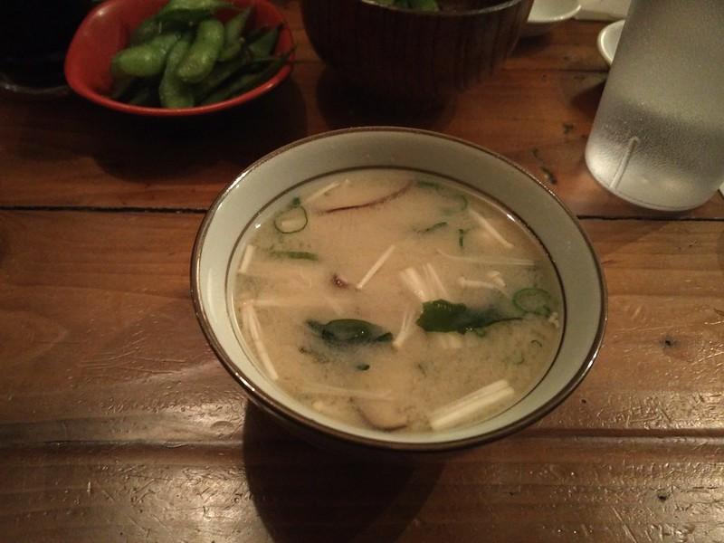 Sushi Momo - Miso