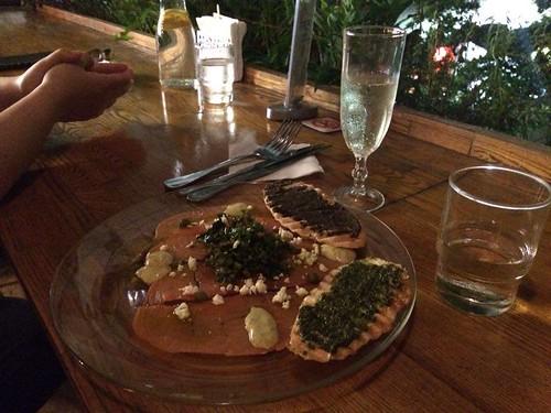 仿佛置身地中海~在Toasteria Café享受道地的地中海輕食料理 (1)