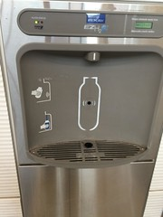 Incentives to refill water bottles