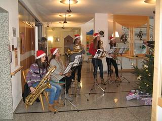 Weihnachtsfeier - Natale 2015