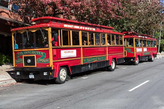Trolley Dances 2015