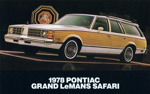 1978 pontiac grand lemans safari alden jewell flickr. Black Bedroom Furniture Sets. Home Design Ideas