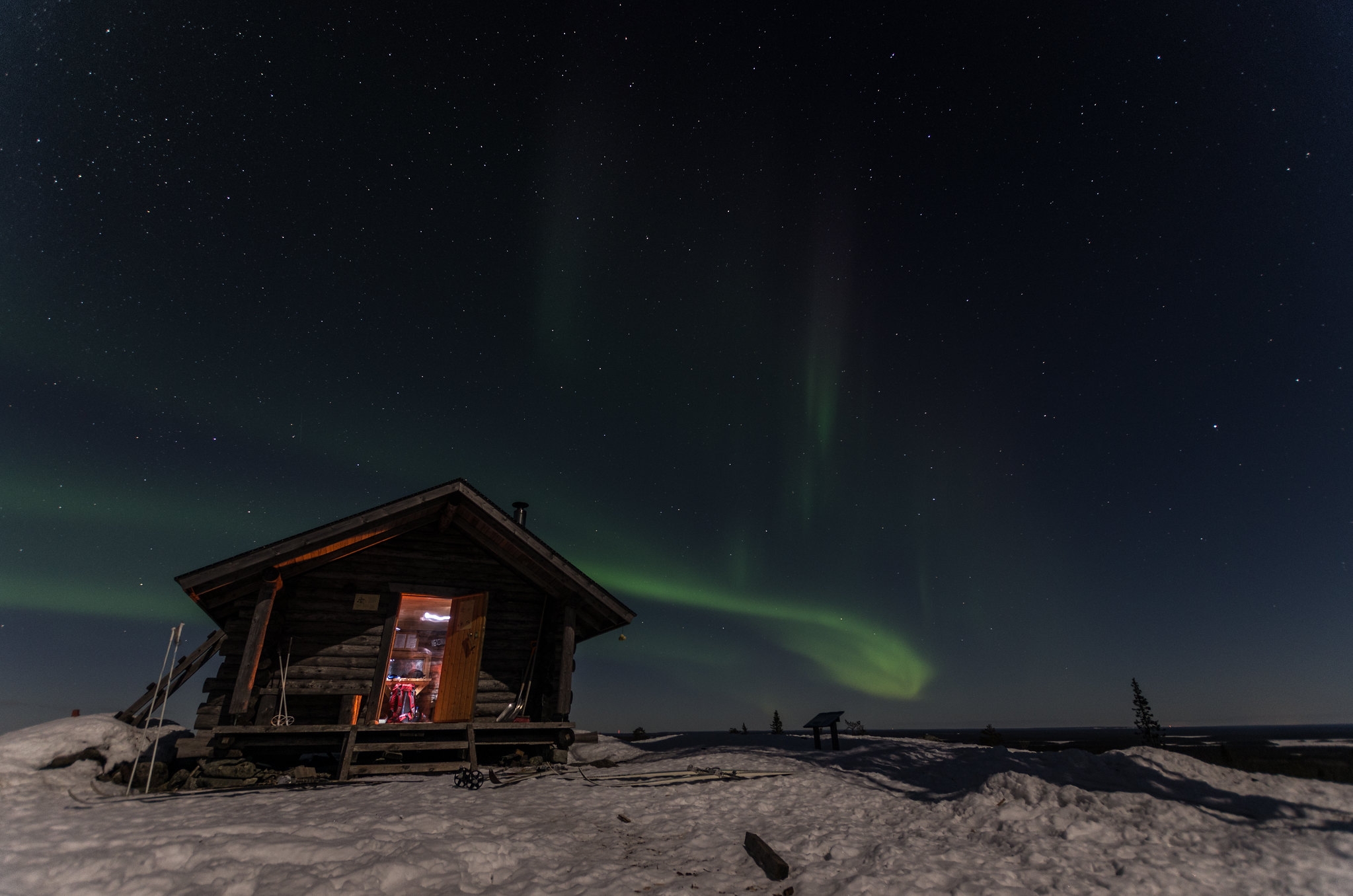 mooiste plekken met kerst Lapland