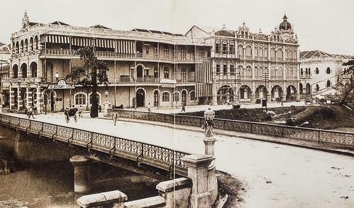 Market Street Bridge circa 1920