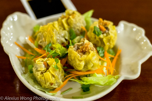 Thai Steamed Dumplings