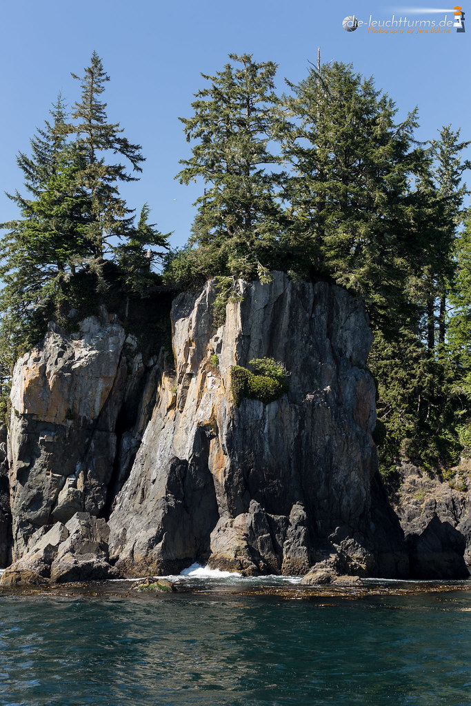Beside the Ucluelet Inlet