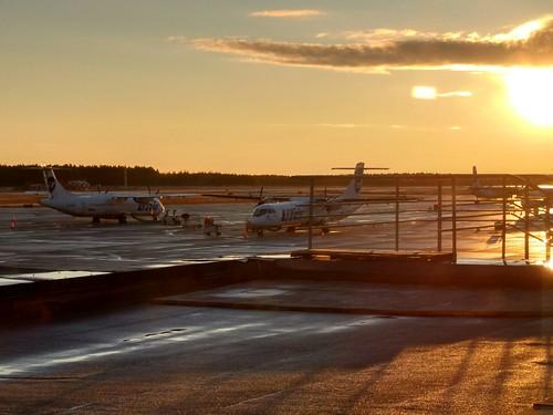 Задержки в столичных аэропортах.