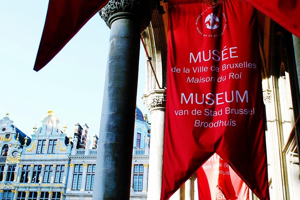 Drawing Dreaming - 48 horas em Bruxelas - o que fazer - Maison du Roi