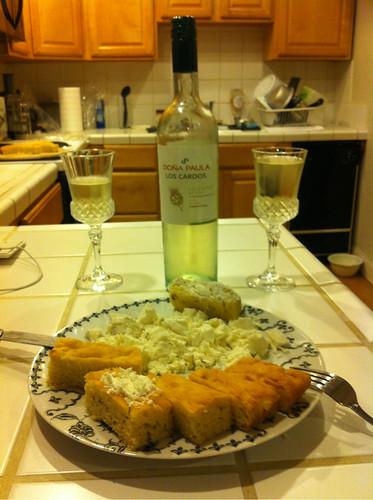 Sauvignon Blanc and Chèvre 1
