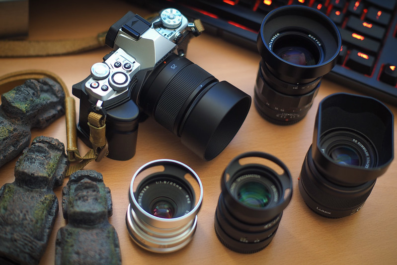 M4/3 25mm|Voightlander Panasonic Zonlai Zhongyi