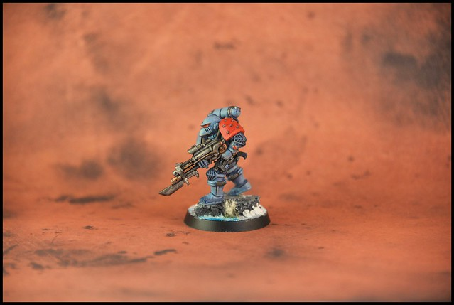 30th Anniversary Imperial Space Marine