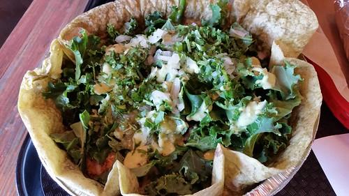Mahi Mahi Burrito Bowl