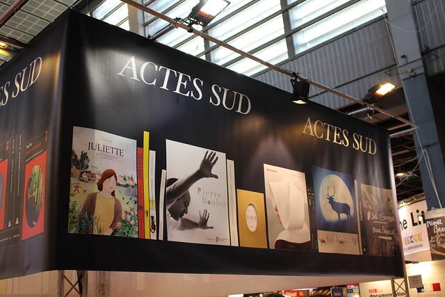Actes Sud- Livre Paris 2016