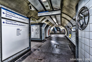 Stockwell Tube Station