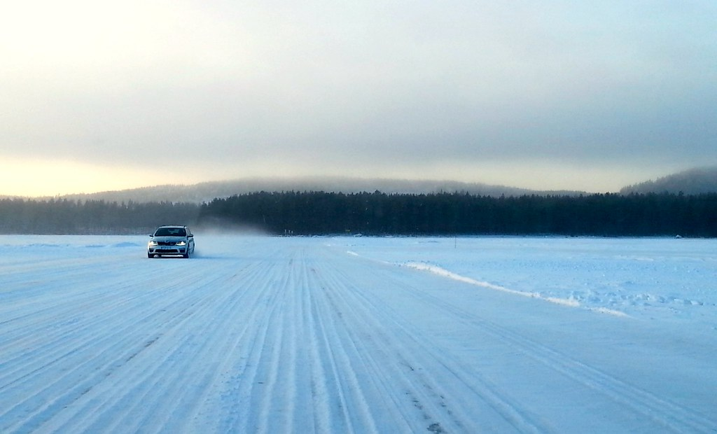 Cruising on Europe's Longest Inland Ice Road | Live now – dream later travel blog