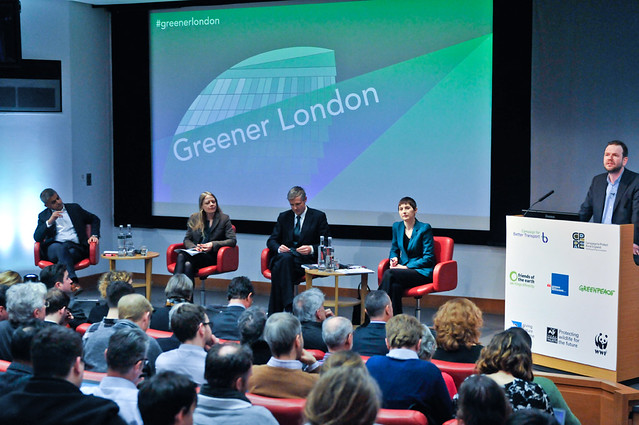Greener London Hustings