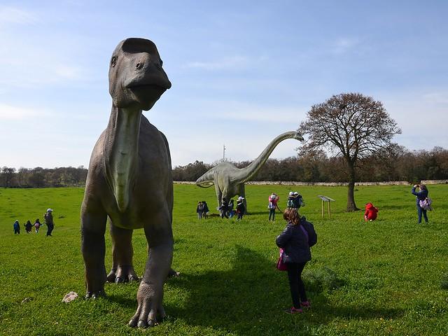 pasqua con i dinosauri