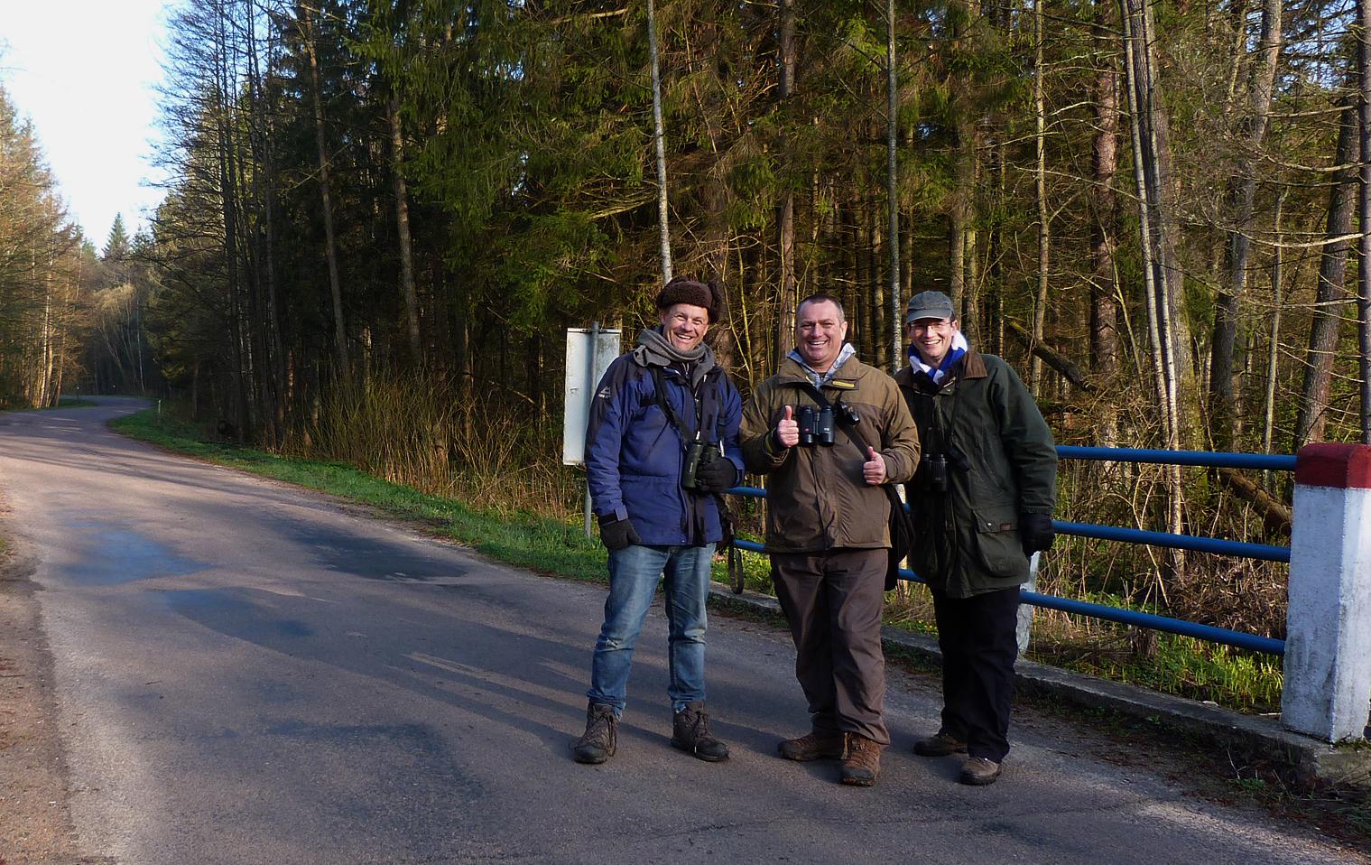 Bialowieza birding 2