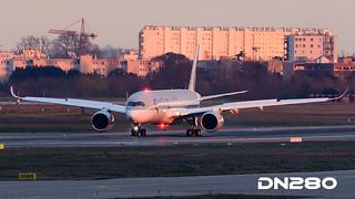 Qatar A350-941 msn 021