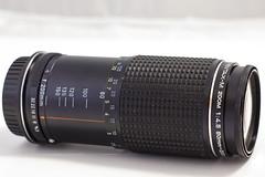 Pentax-M zoom 80-200mm f/4,5