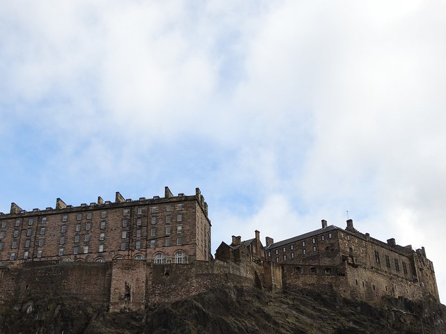 2016.03.22.: Séta Edinburghban