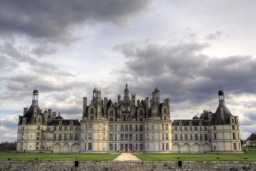 "Castle of Chambord | by Herve ""Setaou"" BRY"