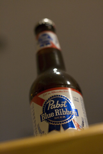 pabst label | by bobjudge