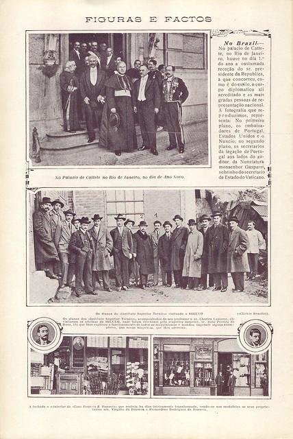 Ilustração Portugueza, No. 470, February 22 1915 - 30