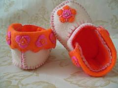 Baby Shoes Orange County