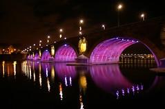 Pont Neuf Violet