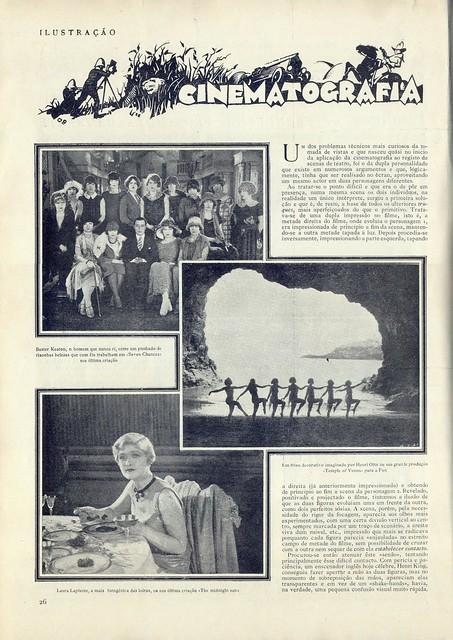 Ilustração, No. 6, Março 16 1926 - 27