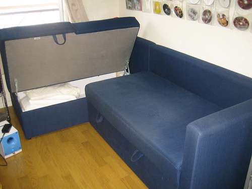 Ikea Fold Out Bed