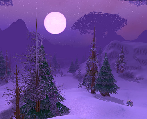 Winterspring Moon | by Batty aka Photobat