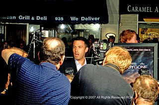 Actor Ben Affleck - Gone Baby Gone 03 | by Candid Photos