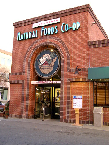 Sacramento Natural Foods Coop Antidepression Fridays