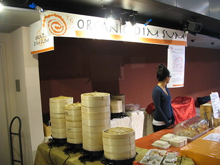 Organic Dim Sum at IEFM | by Gary Soup