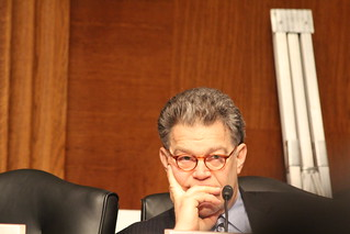 Sen. Franken doesn't believe anything AT&T's CEO says. | by @jbtaylor