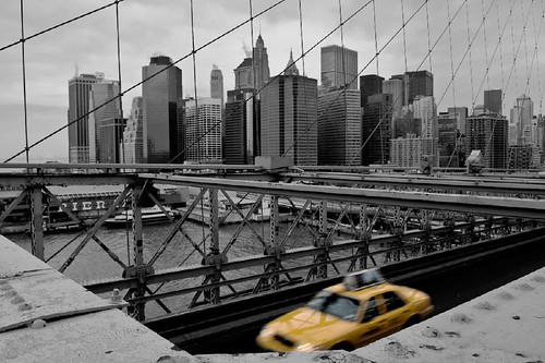 New York cab 2 | by tvossphotography