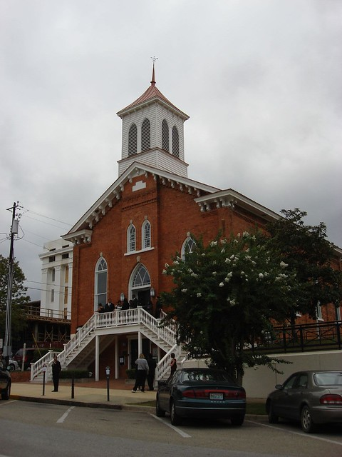 Dexter Avenue United Methodist Church, Montgomery AL