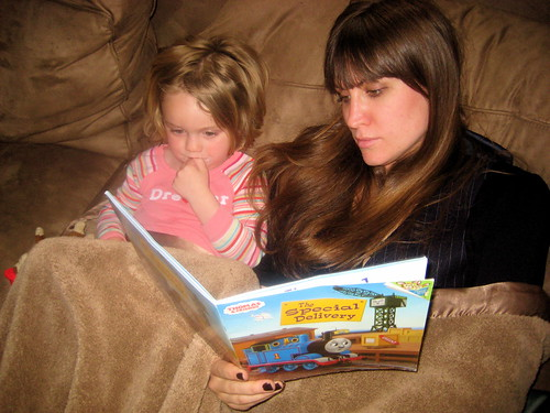 Reading to Fin | by girlsgonechild