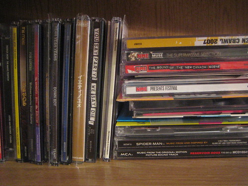 cd shelf D 2 | by charlottel