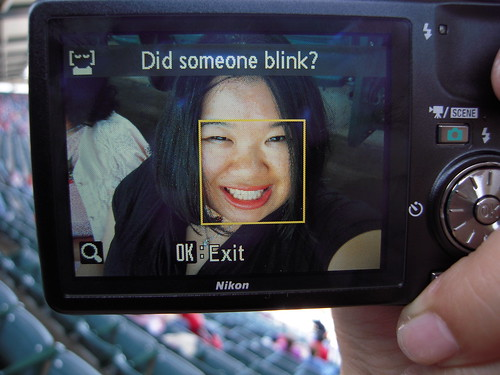 Racist Camera! No, I did not blink... I'm just Asian!
