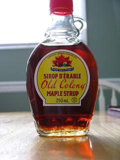 maple syrup | by stevecoutts