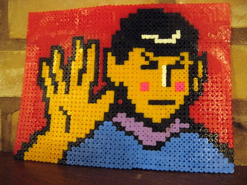 Spock | by blakewest