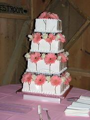 Barn Wedding Cakes