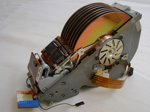 NEC D5662 Hard disk | by teclasorg