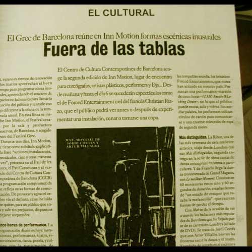 innmotion 2002 - Prensa