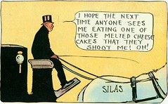 A dreamer wakes up with a death wish (#604, April 6, 1913, final panel). | by For Inspiration Only